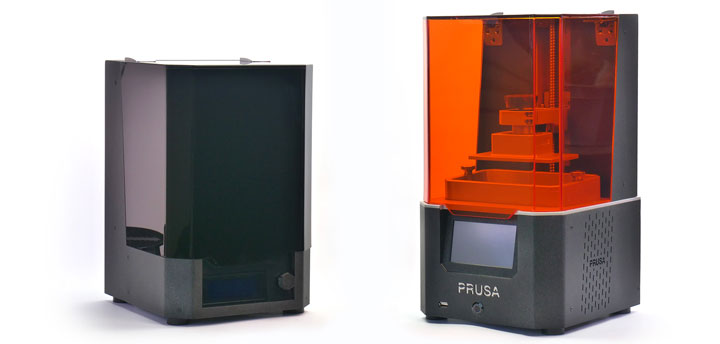photo imprimante 3D Prusa SL1 CW1