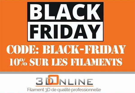 3donline Black Friday 2019