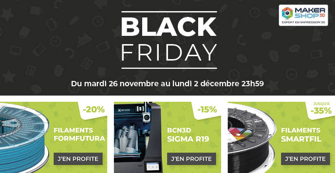 makershop blackfriday 2019