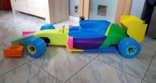 Formule 1 imprimante 3D