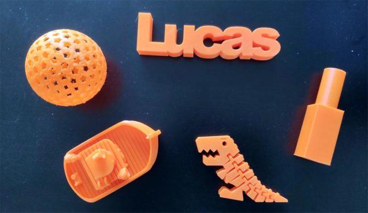 test imprimante 3D Qidi XMaker