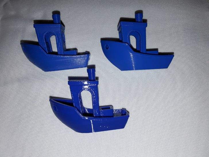 test benchy réglages longer lk4 pro