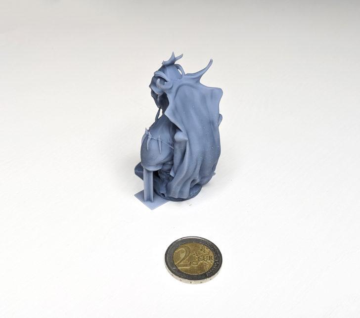Dracula imprimé en 3D 002