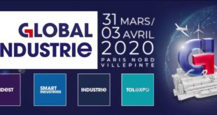 Global Industrie 2020 salon