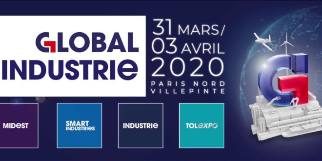 Salon professionnel Global Industrie 2020