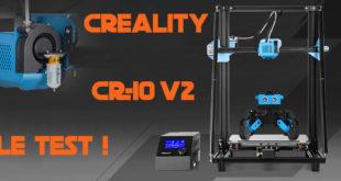 test creality cr-10 v2
