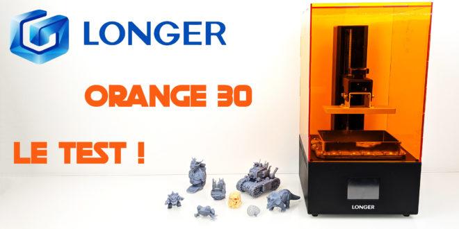 test longer orange 30 review tuto