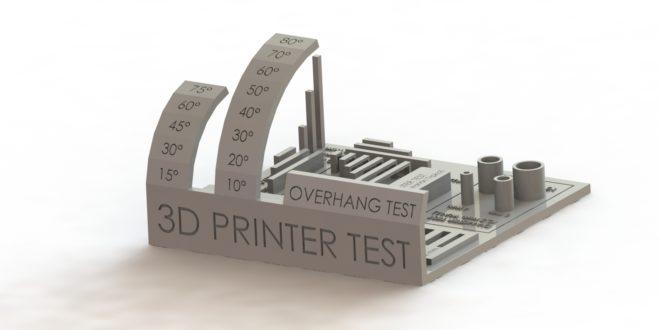 tests imprimantes 3D 2019
