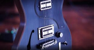 guitare imprimée en 3D