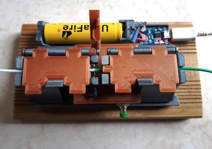 soudeuse à filament imprimante 3D palette