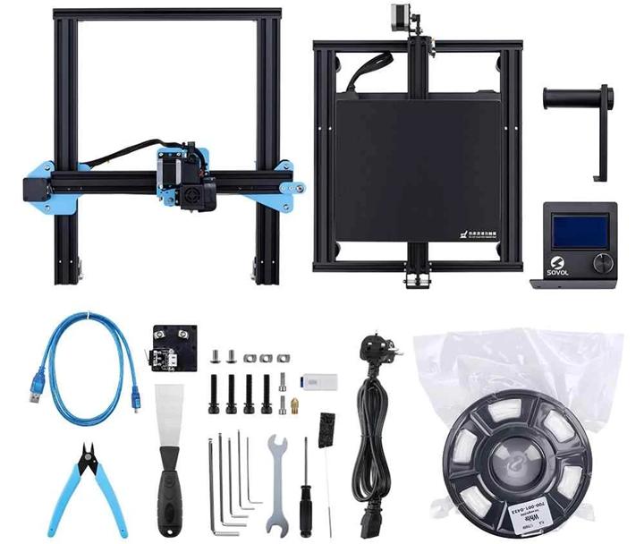 sovol sv01 kit 3D printer