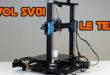 Sovol SV01 test