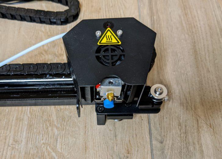 Capteur inductif de l'ABL