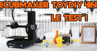 Test EcubMaker TOYDIY 4in1