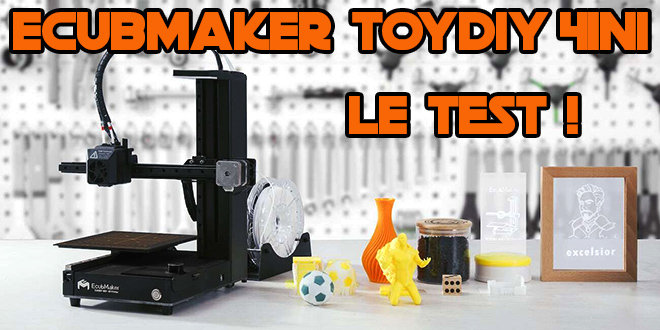 Test EcubMaker TOYDIY 4in1