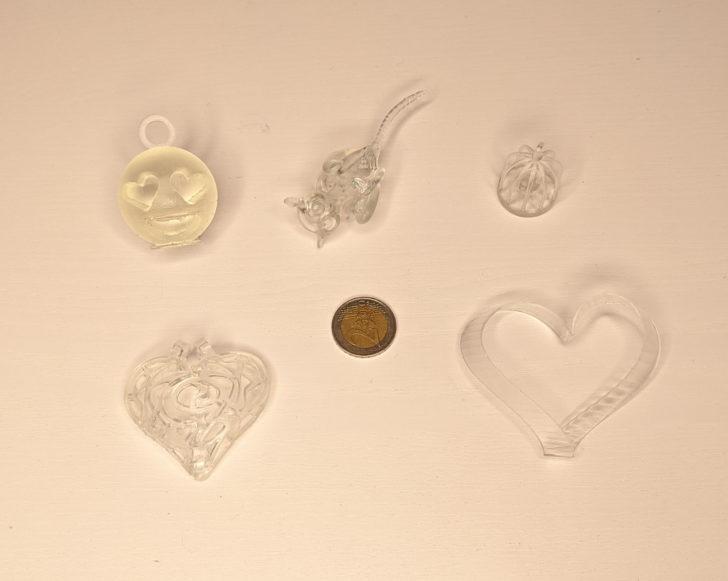 bijou saint valentin imprimés en 3D