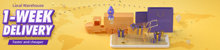 banggood livraison rapide imprimante 3d