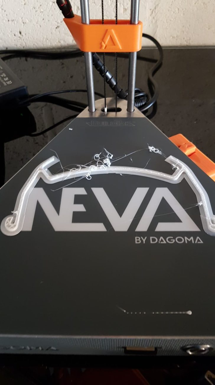 Dagoma visière 3D
