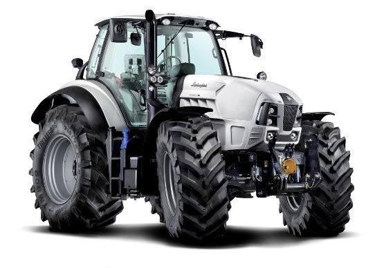 photo tracteur Lamborghini 2020