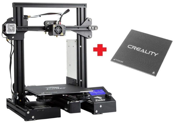 Creality Ender-3x Pro photo imprimante 3D