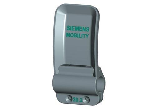 poignée de porte Siemens Mobility