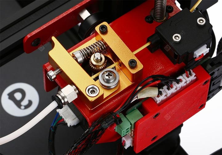 Alfawise U30S imprimante 3D extrudeur