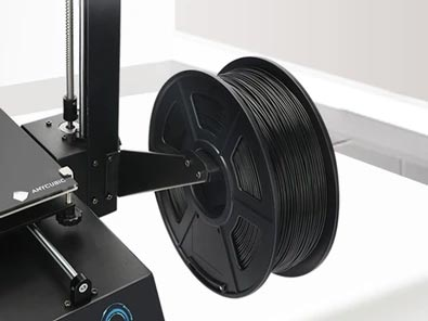 Anycubic Mega-S filament imprimante 3D photo