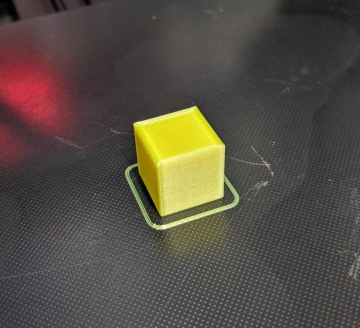 cube ok