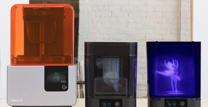 Formlabs Form Wash Form Cure photo