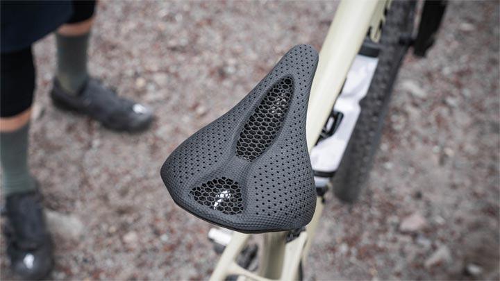 selle vélo 3D