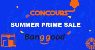 banggood summer sale 2020 imprimante 3d pas chere