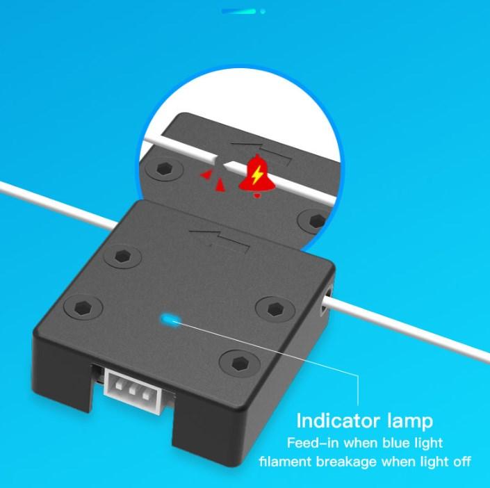 capteur de filament ender6