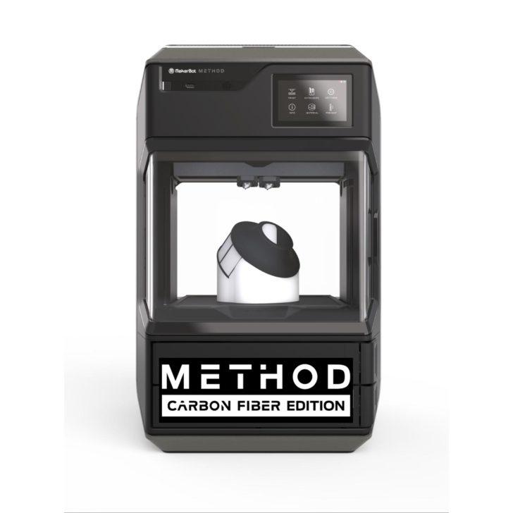 MakerBot Method Fiber Carbon Edition photo imprimante 3D