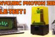 test anycubic photon zero