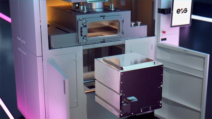 EOS INTEGRA P 450 P450 imprimante 3D