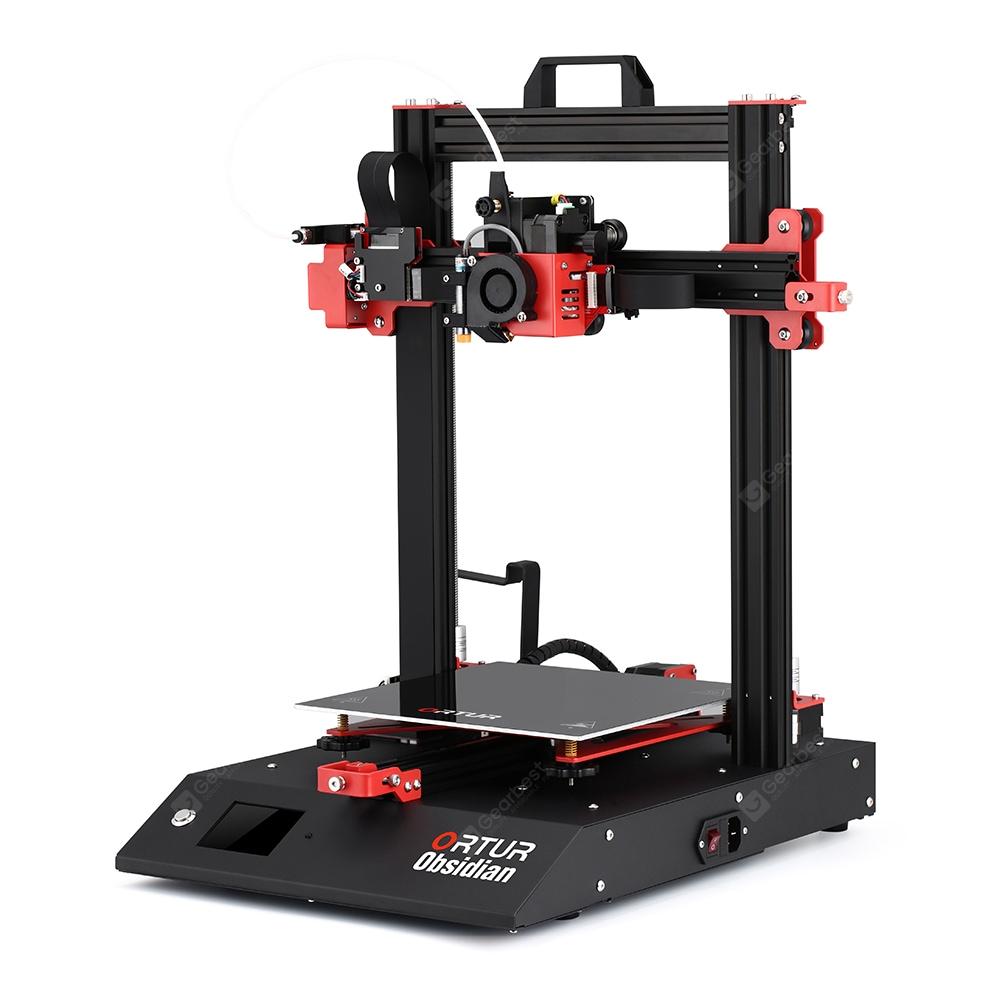 Imprimante 3D Ortur Obsidian review