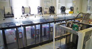 ferme imprimantes 3D CashMag