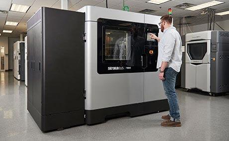 Stratasys F900 imprimante 3D