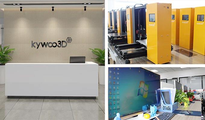 Kiwoo3D société