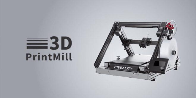 Creality 3DPrintMill CR-30 3D Print Mill photo imprimante 3D infinie