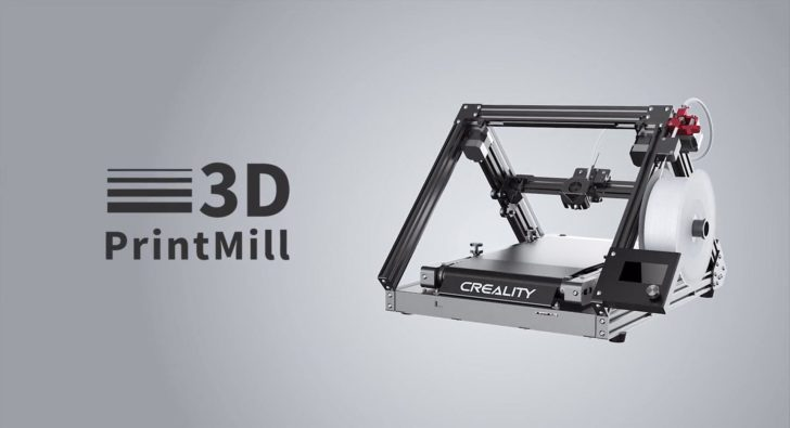 Creality 3DPrintMill CR-30 3D Print Mill photo imprimante 3D infinie