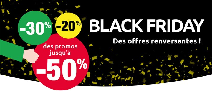 Atome3D Black Friday 2020