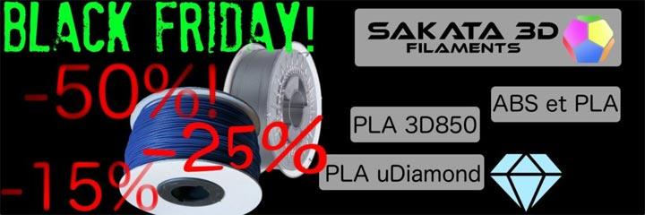 FilamentABS filament-abs Black Friday 2020