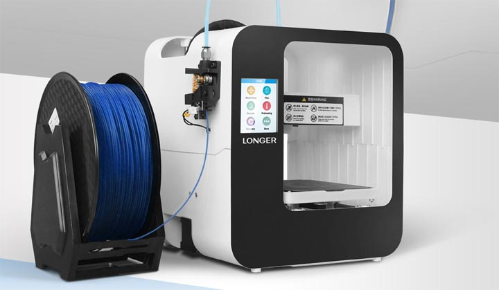 Longer Cube 2 imprimante Longer3D Cube2