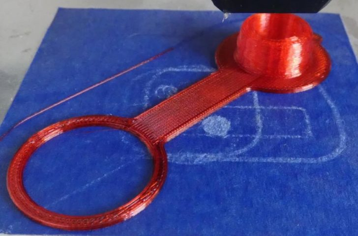 imprimer 3D TPU bouchon bouteille vin champagne