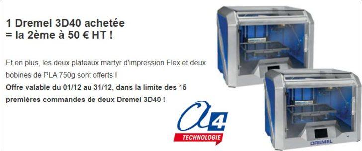 Dremel 3D40 A4