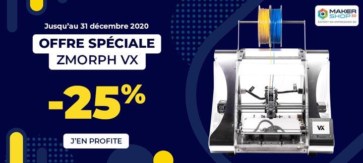 promotion Zmorph VX Makershop