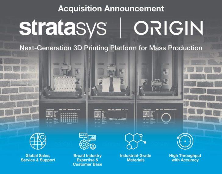 Stratasys Origin 3D