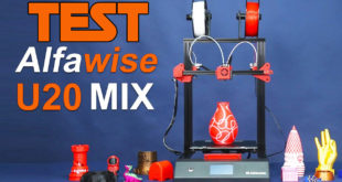 test alfawise u20 mix