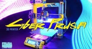 test cyber prusa